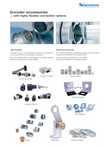 Encoder accessories