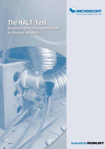 The HALT-Test