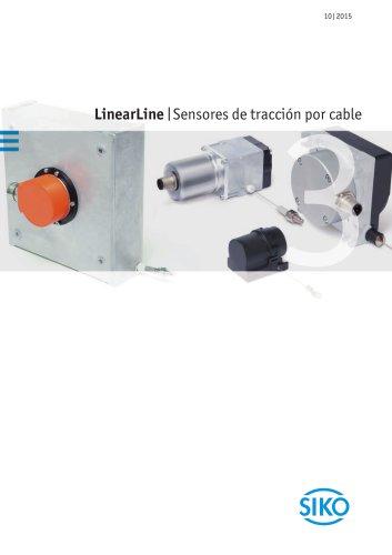LinearLine | Sensors de tracción por cable