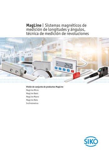 MagLine | Visión de conjunto de productos