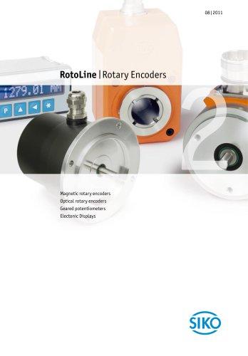 RotoLine | Rotary Encoders