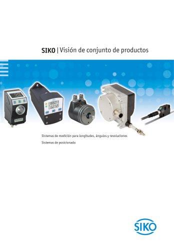 SIKO | Visión de conjunto de productos