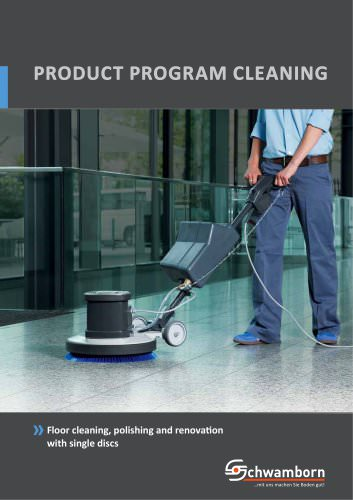 PRODUCT PROGRAM CLEANING