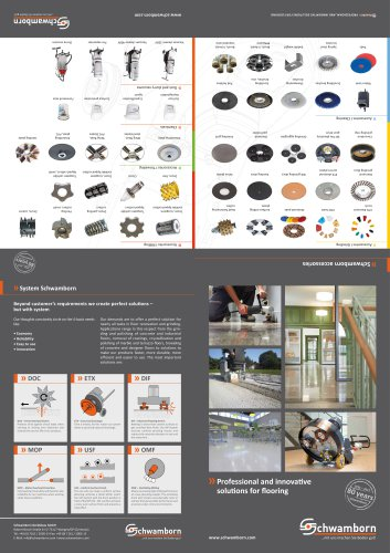 Professional and innovative solutions for flooring