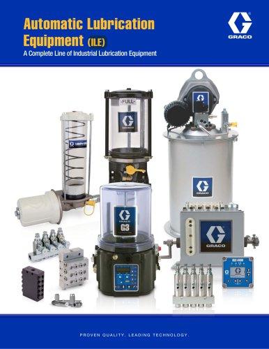 Automatic Lubrication Equipment