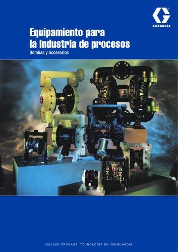 Equipamiento para la industria de procesos Bombas y Accesorios