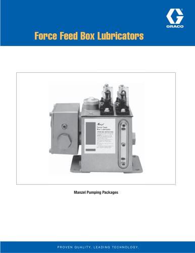 Force Feed Box Lubricators