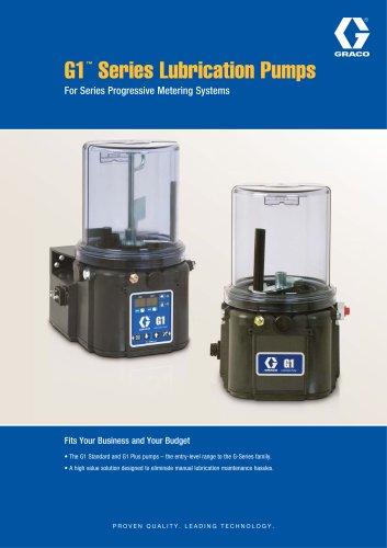 G1 Series Lubrication Pumps