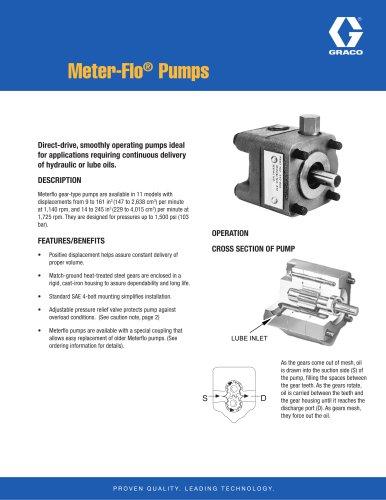Meter-Flo Pumps