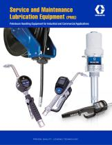 Service and Maintenance Lubrication Equipment (PMG)