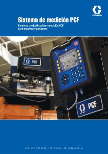 Sistema de medición PCF