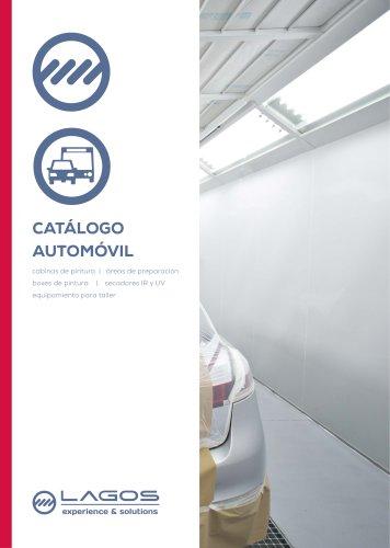 Cabinas de Pintura para el Sector Automóvil