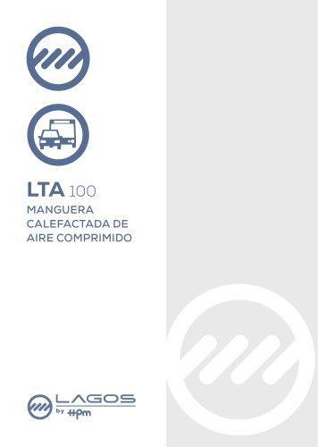 LTA 100 MANGUERA CALEFACTADA DE AIRE COMPRIMIDO