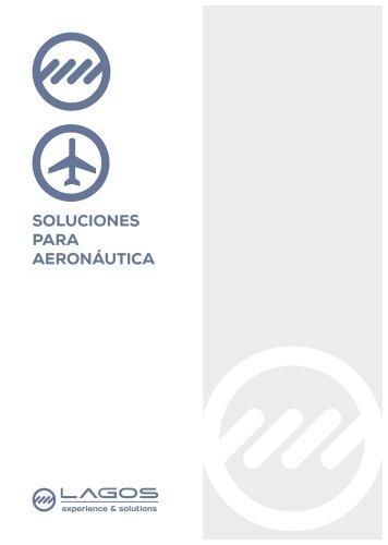 Soluciones para el sector aeronáutico