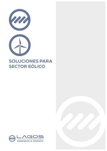 Soluciones Sector Eólico