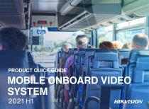 MOBILE ONBOARD VIDEO SYSTEM 2021 H1