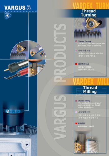 VARGUS Threading Products