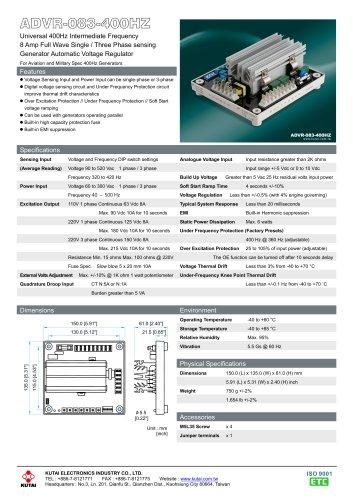 ADVR-083-400HZ
