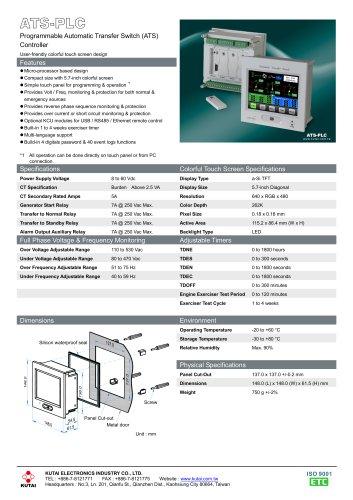 ATS-PLC