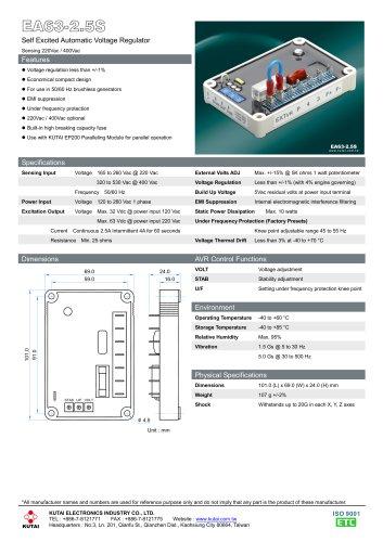 EA63-2.5S