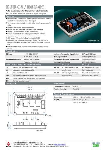 ECU-04 / ECU-05