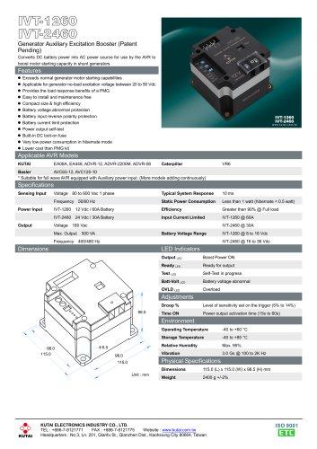 IVT-1260 / IVT-2460