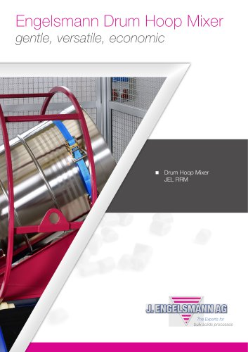 Brochure Drum Hoop Mixers