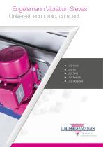 Brochure Vibration Sieves