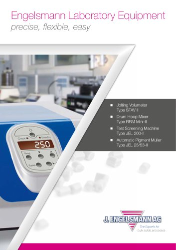 Laboratory technology brochure