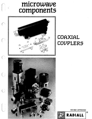 Coaxial Couplers