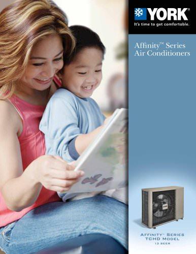 York® Affinity? TCHD Air Conditioner