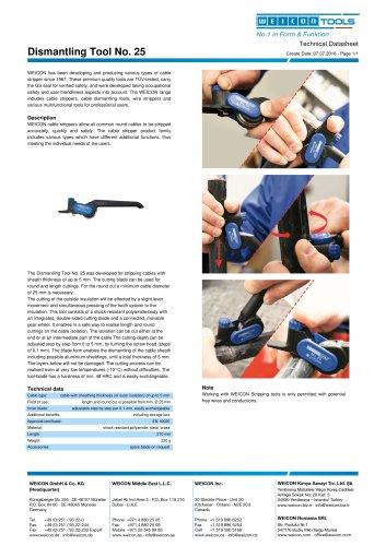 Dismantling-Tool-No-25