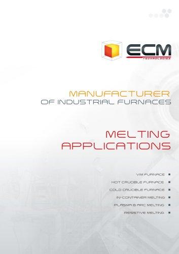 Brochure Melting_ECM Technologies