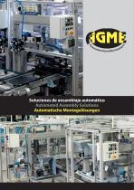 Soluciones de ensamblaje automatico AGME