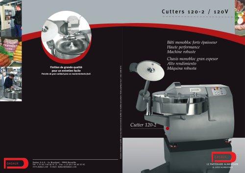 Cutter 120-2/120V