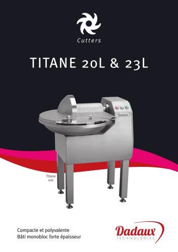 TITANE 20L & 23L