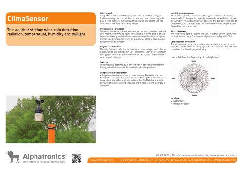 ClimaSensor