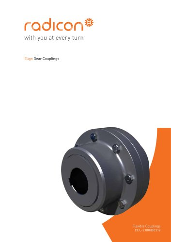 Elign Gear Couplings
