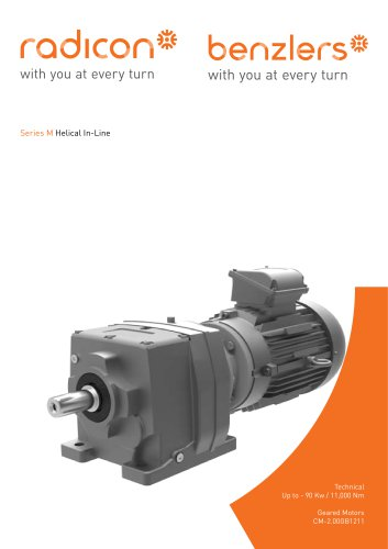 Series M Helical In-Line