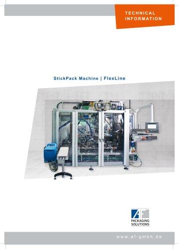 StickPack Machine   FlexLine