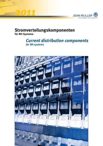 Current distribution components