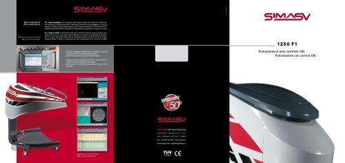 F1 1250 PUNZONADORA CNC INDEX