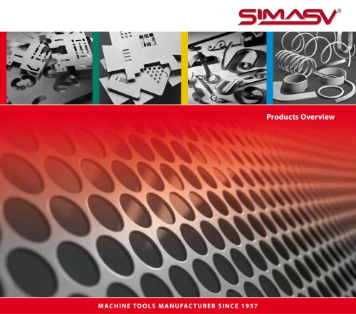 SIMASV® PRODUCTS OVERVIEW