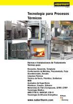 Tecnología para Procesos Térmicos I