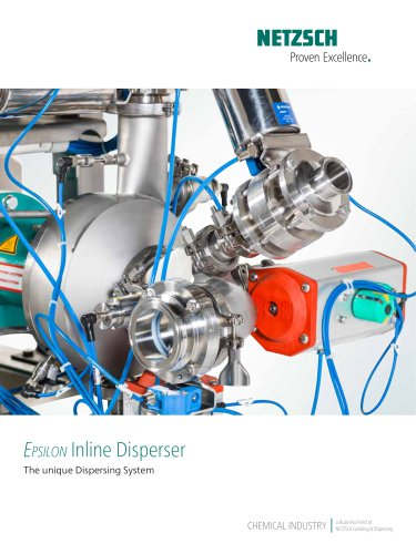 Epsilon Inline Disperser