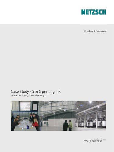 NETZSCH Case Study S&S