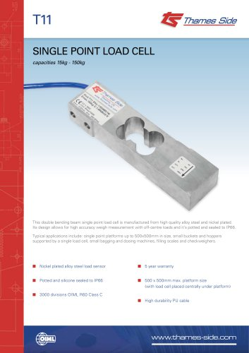 T11 Load Cell