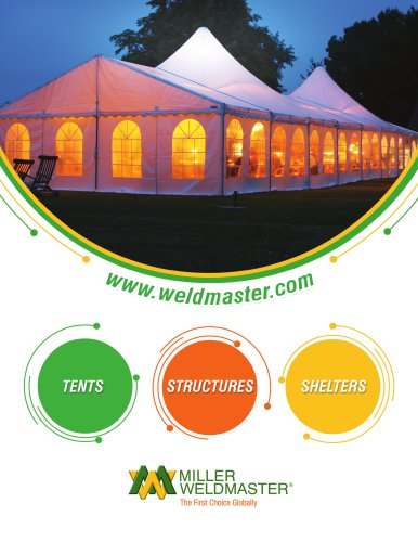 Tent Industry Welding Machines