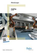 Siegling Belting – Metalurgia