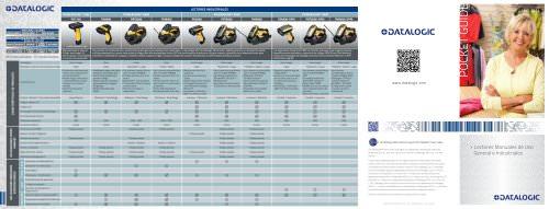 Lectores Manuales de Uso General e Industriales